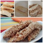 Coconut Pecan Sticks