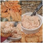 Makeover My Leftover Fish Dip
