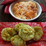 Mac & Cheese Biscuits