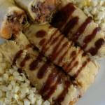BBQ Pork Tamale