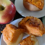 Sweet Potato Stuffed Apples