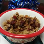 Fruitcake Wild Rice