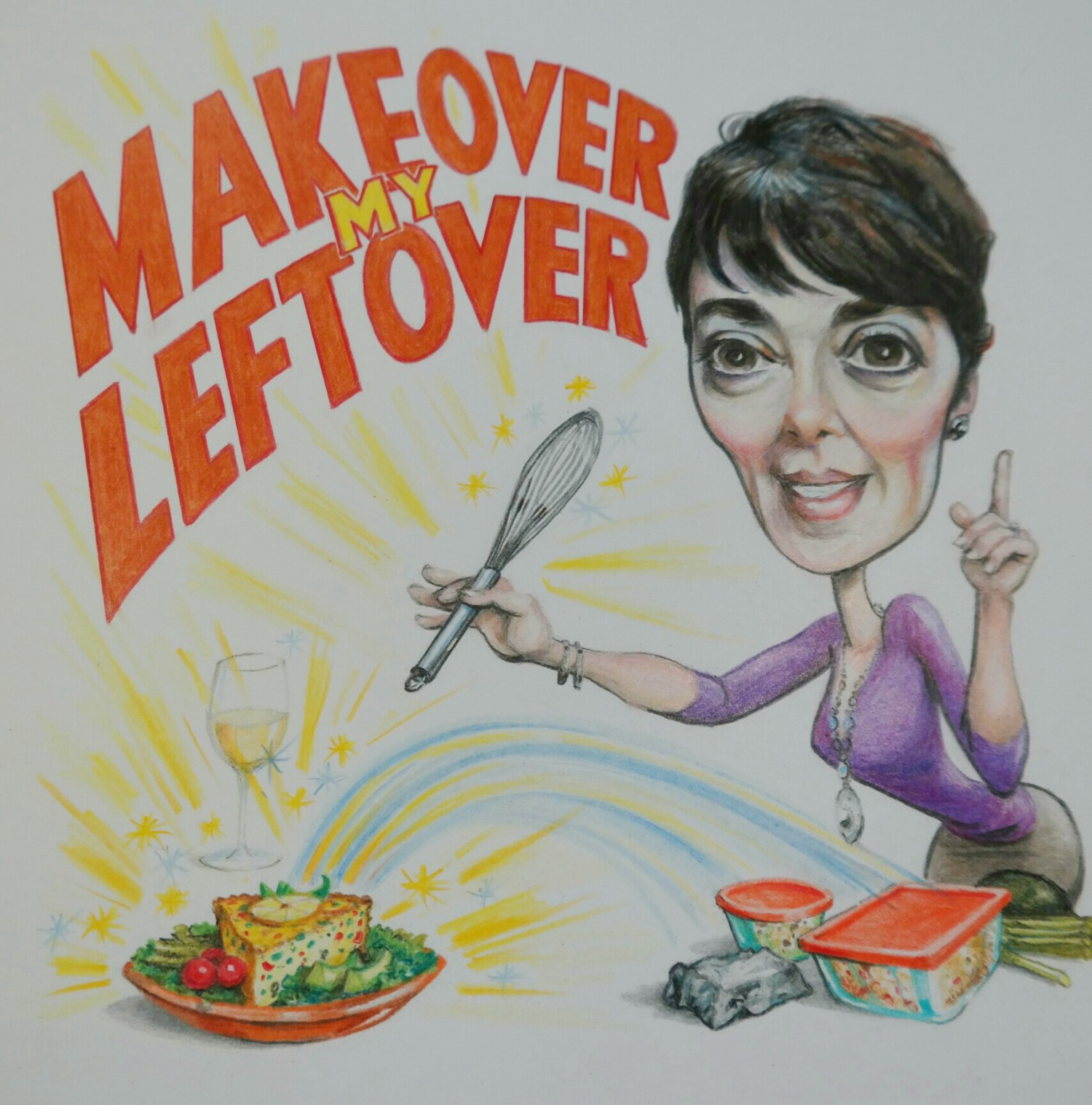 Welcome to MAKEOVER MY LEFTOVER