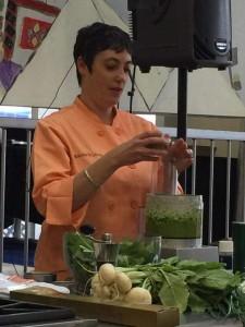 Chef Susanne Duplantis