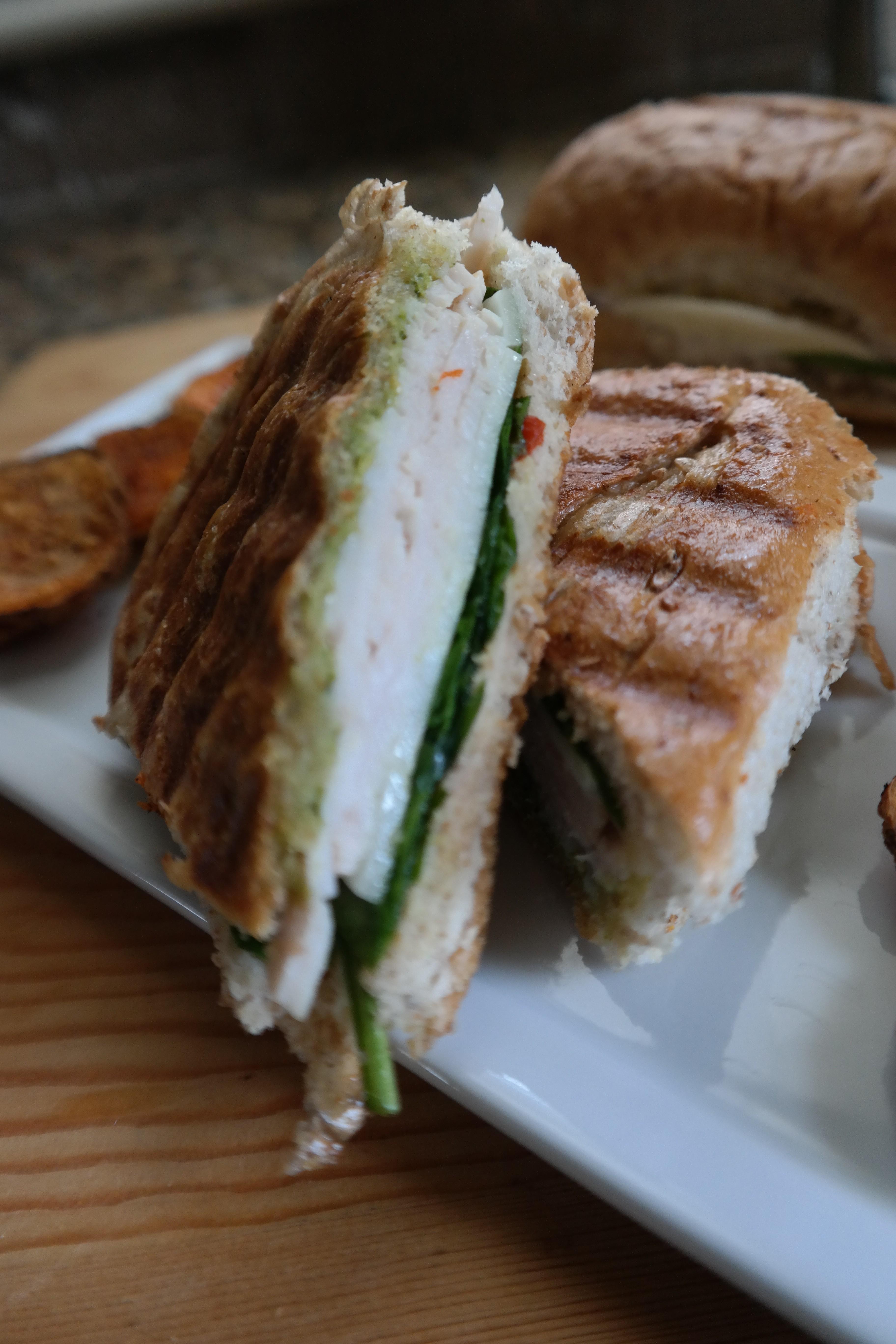 Neapolitan Sandwiches