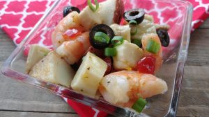 Leftover Potato Antipasto Salad
