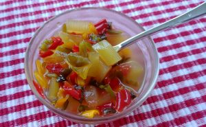 Watermelon Rind Pepper Jelly
