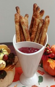 Turkey Day Leftovers: Turkey & Gravy Potato Sticks