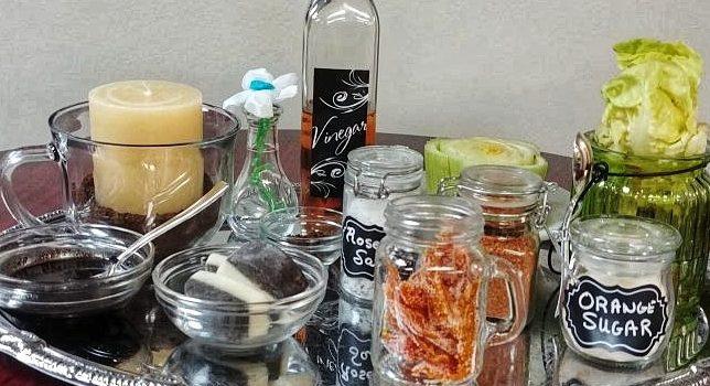Food Waste DIY Gifts