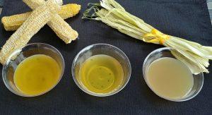 Corn Cob, Husk & Silk, Smoked Cob Stock